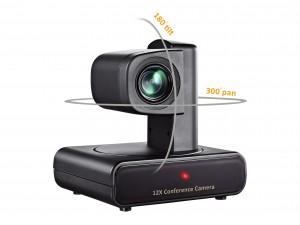 The VDO360 VPTZH-01 ist die perfekte Kamera für: Video Konferenz / Telepräsenz , Lernen auf Distanz, Gerichtssaal Aufzeichnung,